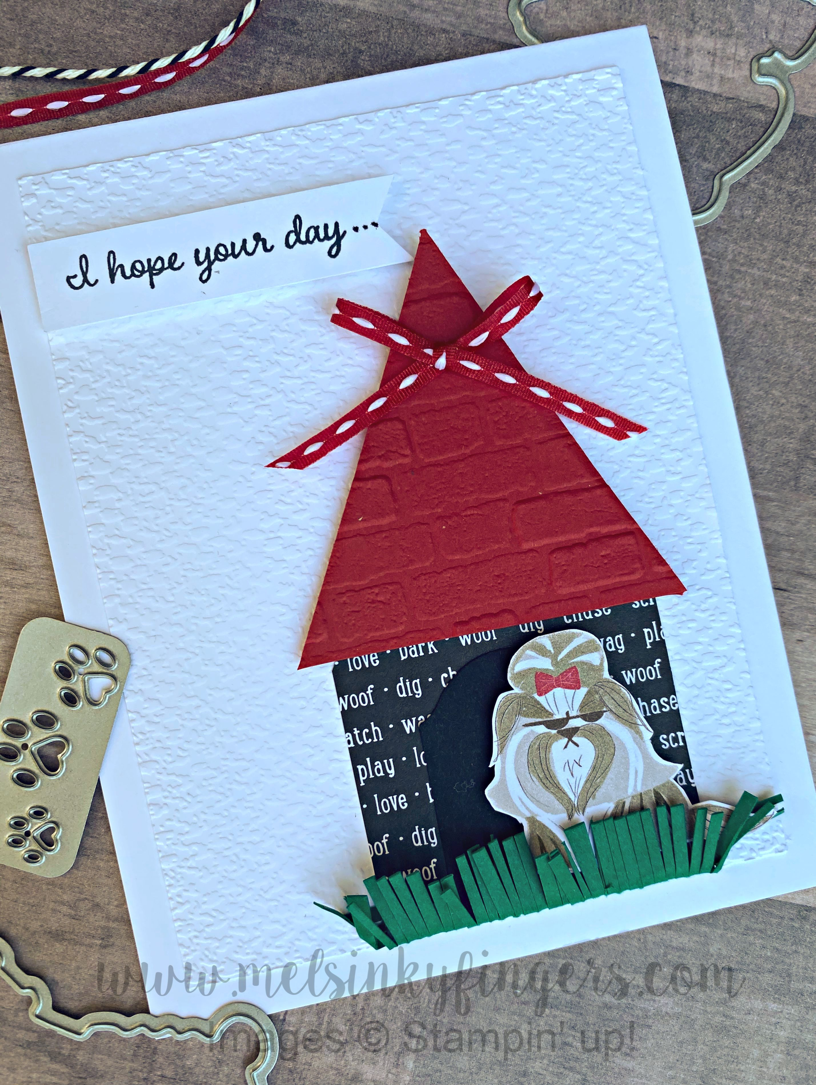 In The Doghouse With Playful Pets In 2020 Handmade Cards Diy Pet Suite Cards Handmade