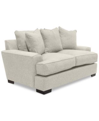 Ainsley Fabric Sofa Living Room Collection Only At Macy S Macys