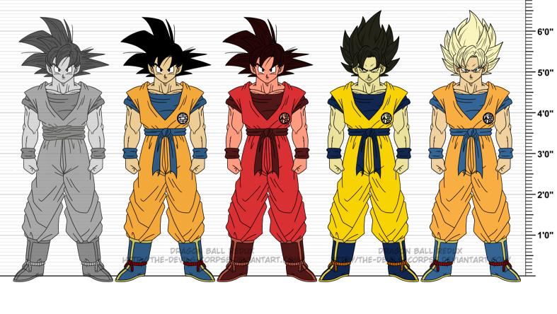 Dbr Son Goku V3 Son Goku Goku Dragon Ball