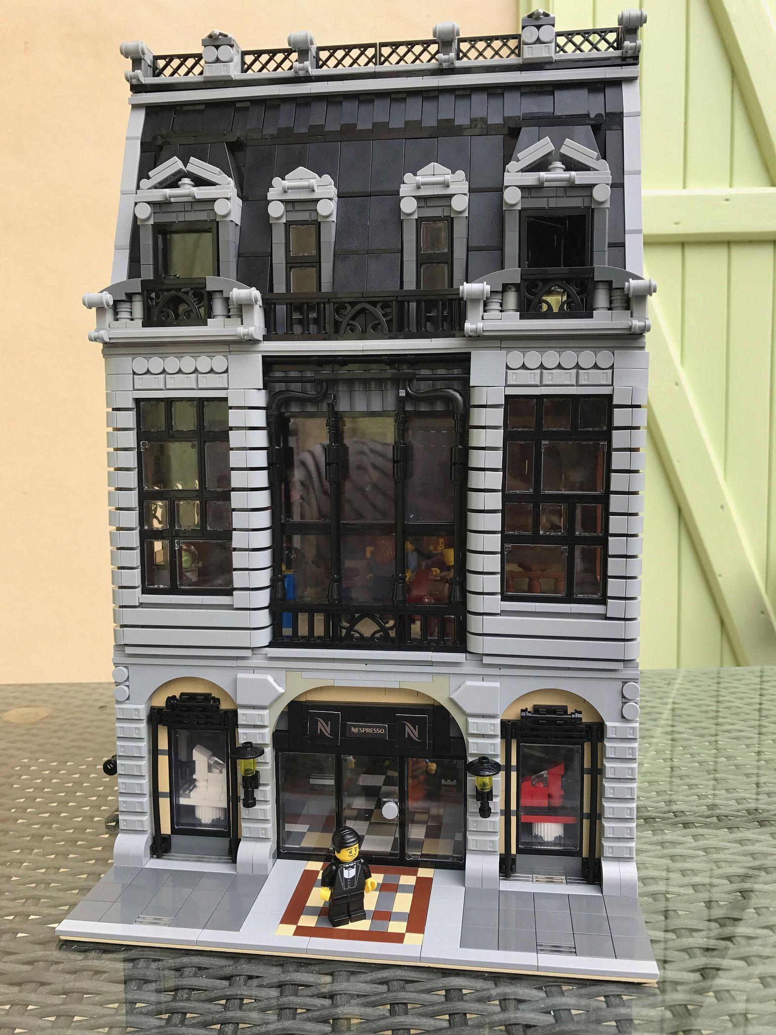 What else   Lego, Maison lego, Lego architecture