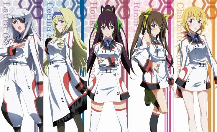 Nonton IS Infinite Stratos Subtitle Indonesia