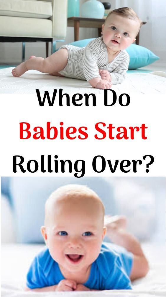 When Do Babies Roll Over in 2020 | Baby rolling over, Baby ...