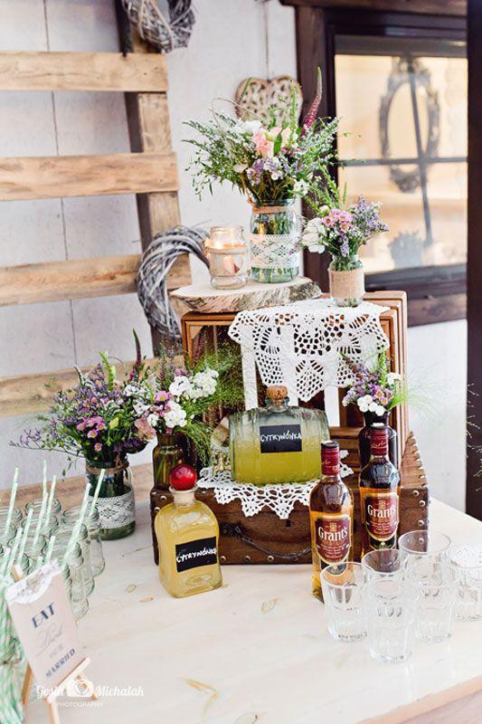 10 Best Drink Bar Station Ideas ślub Dekoracje ślubne Wymarzony ślub