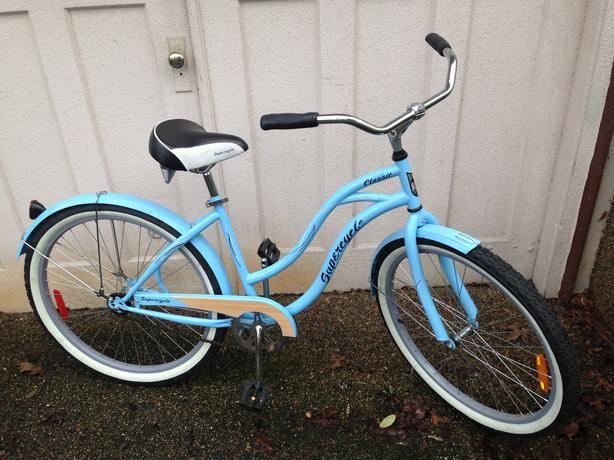 Supercycle Classic Cruiser Comfort Bike Cruisers Classic