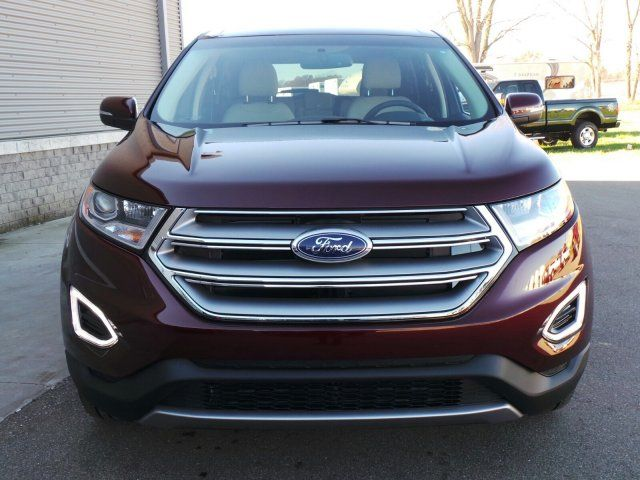 2017 Ford Edge Sel Sel Awd Ford Edge Family Cars Suv Ford
