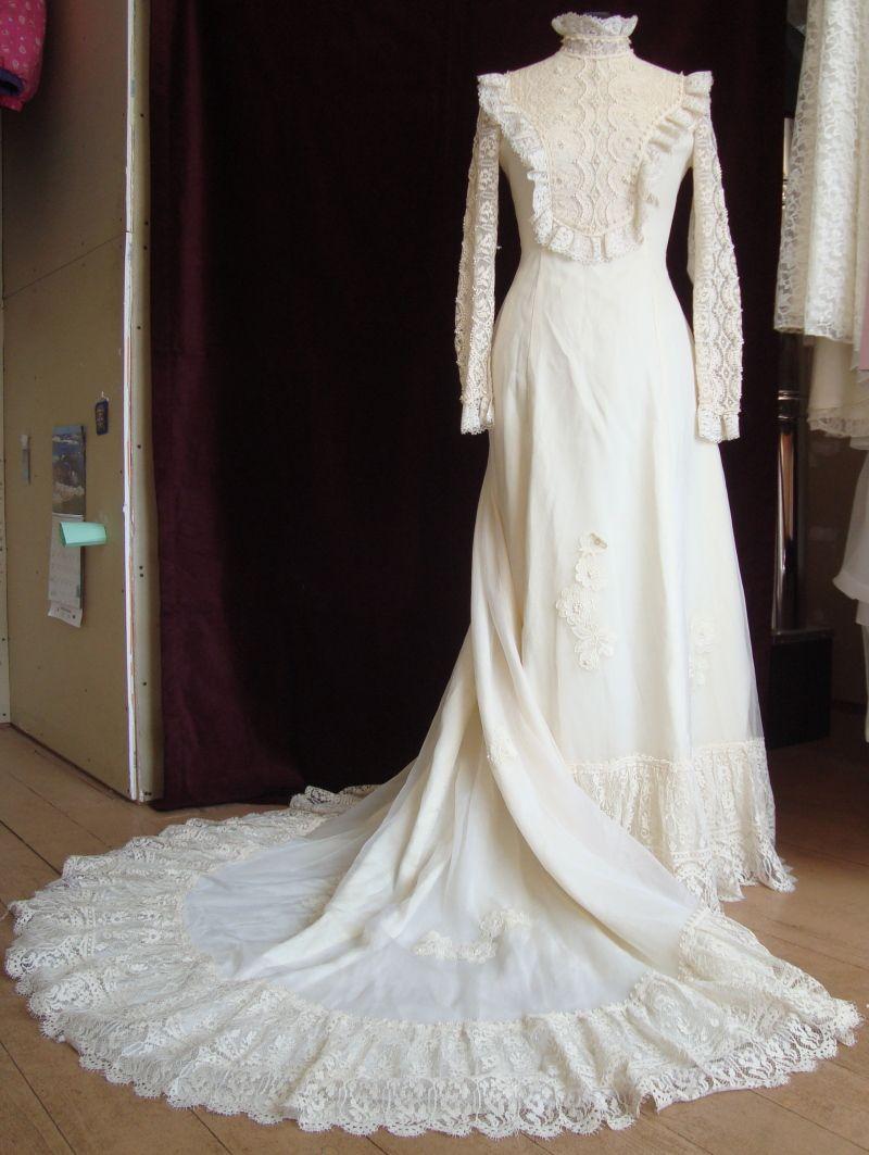 vintage wedding dresses | Vintage Bridal Dresses Styles and Designs ...
