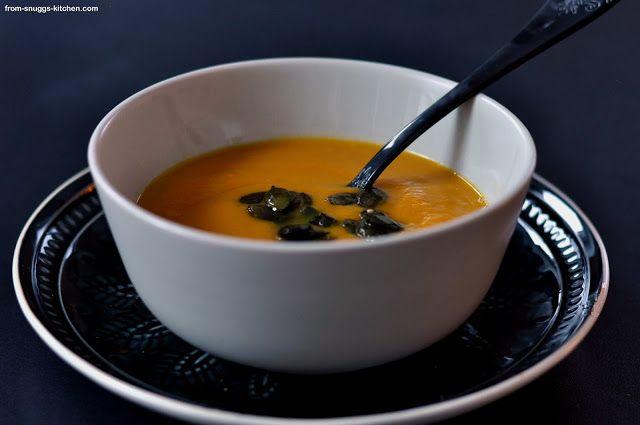 Herbst = Kürbis, Kürbis = Suppe