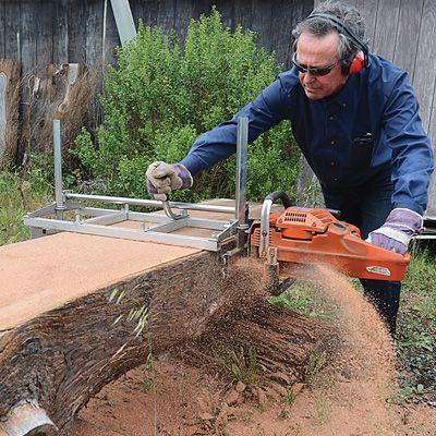 Granberg Alaskan Mk Iii 48 Portable Chain Saw Mill Kit International G776