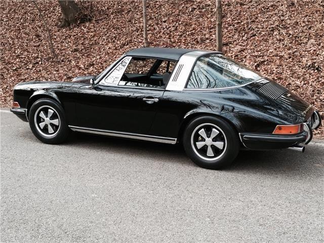Porsche 911 2.2 S TARGA Nero - 2