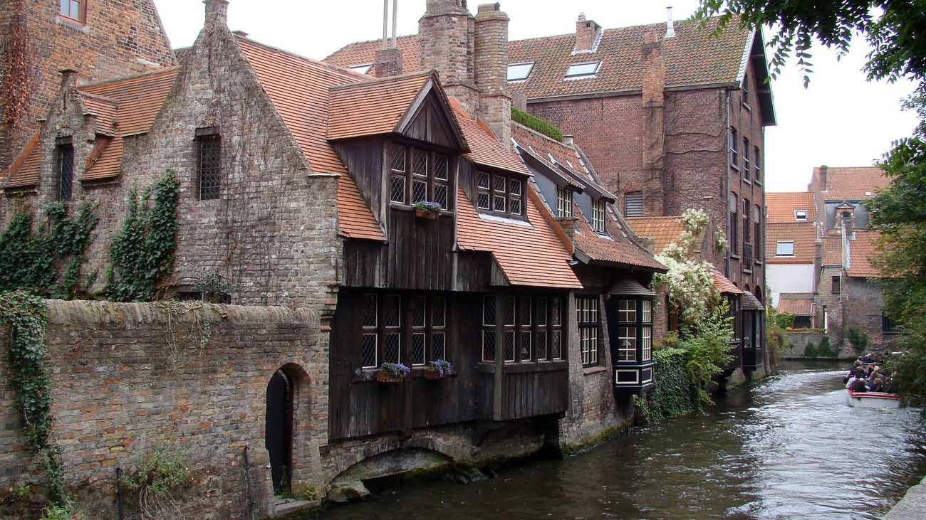 Zé Viagem: Bruges - Bélgica
