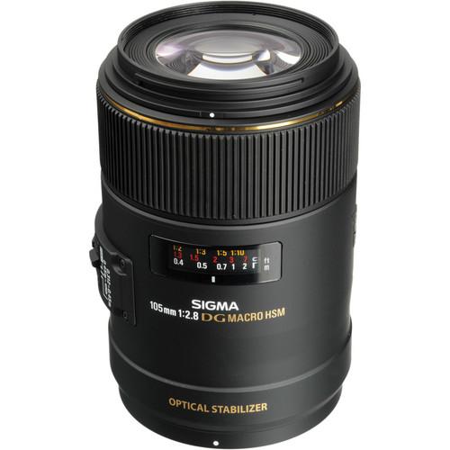 Sigma 105mm F 2 8 Ex Dg Os Hsm Macro Lens For Nikon F Nikon Dslr Camera Macro Lens Sigma 105mm
