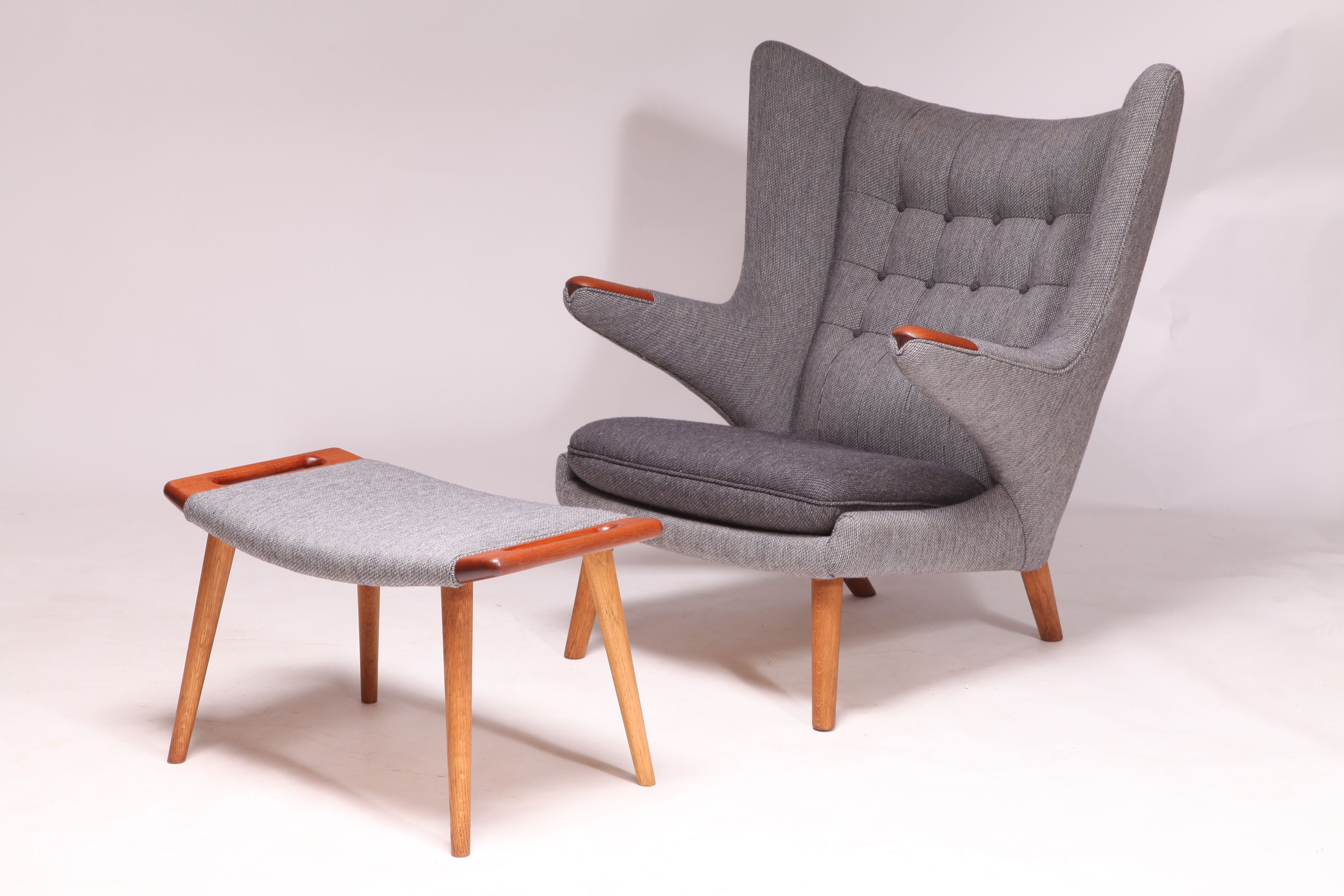Papa Bear Chair Stool Ap19 Ap 29 Hans J Wegner パパベア ハンス