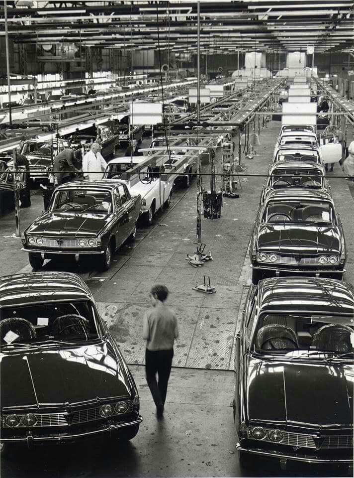 Image result for rover car factory birmingham