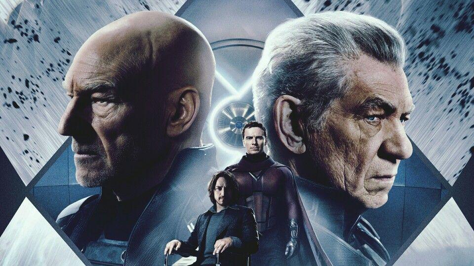 X-men days of future past   -Patrick Stewart  -James McAvoy  -Ian McKellen  -Michael Fassbender
