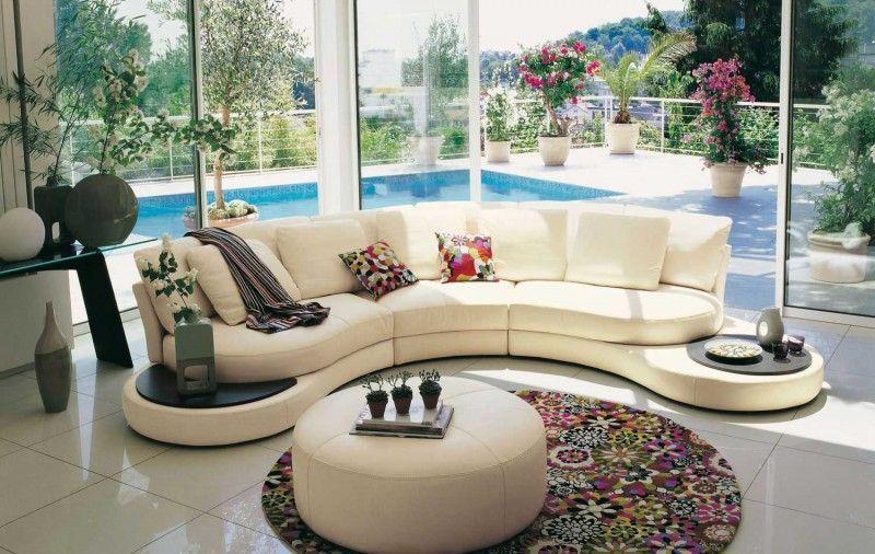 Canapés, sofas et divans modernes Roche Bobois