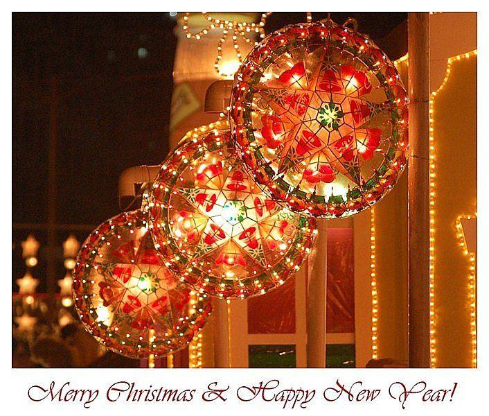 Christmas Parol... a Filipino lantern. beautiful tradition