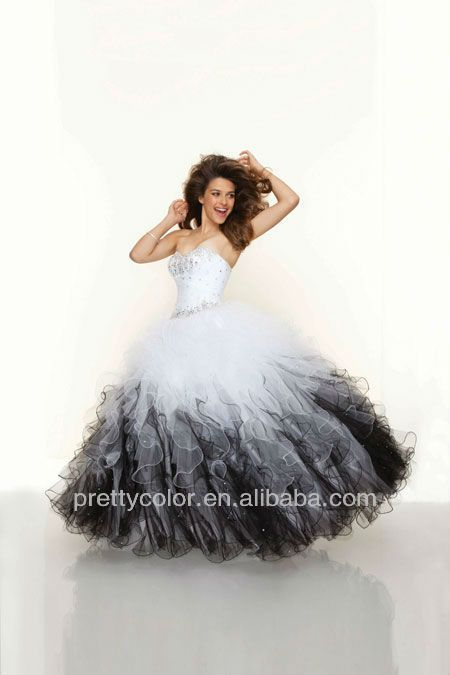 puffy prom dress cheap plus size ball gowns little girl ...