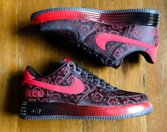 """sports shoes 57ad1 b1210 ACU x Nike Lunar Force 1 QS """"City Pack Shanghai"""" Officially Unveiled"""