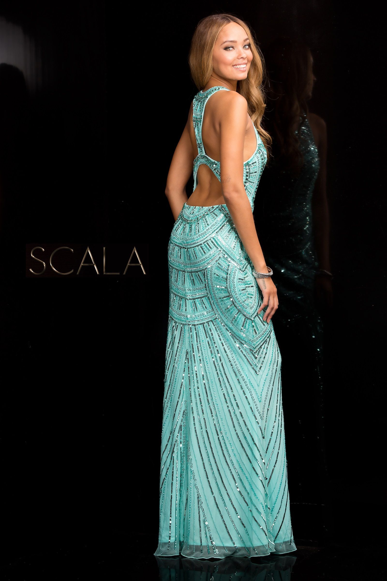 SCALA Spring 2017 style 48714 Tiffany. #scalausa #spring2017 #prom ...