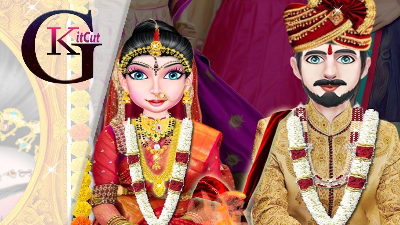 Pristine Girls Indian Wedding Girl Arrange Marriage Game Play Girls Dressupgirlcategorywedding Dress Up1ml Indian Wedding Girl Arrange Marriage Game Play