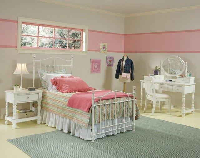 Habitaciones juveniles para chicas adolescentes con estilo ...