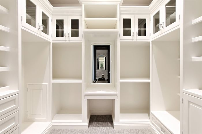 South Barrington Masterpiece – $11,200,000 closet white | Pinterest ...