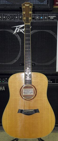 taylor xxv dr 25th anniversary acoustic guitar git fiddles such yamaha acoustic guitar. Black Bedroom Furniture Sets. Home Design Ideas