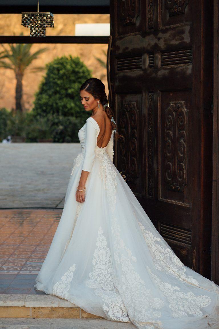 626b13d916 Patricia y Ángel se casaron el año pasado en Alicante. Para su gran ...