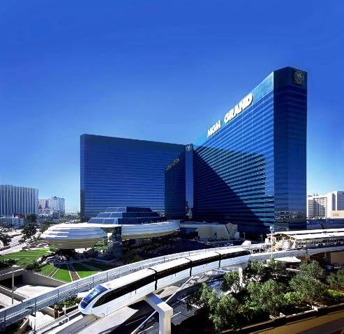 Las Vegas Monorail | Att byta jobb går som tåget