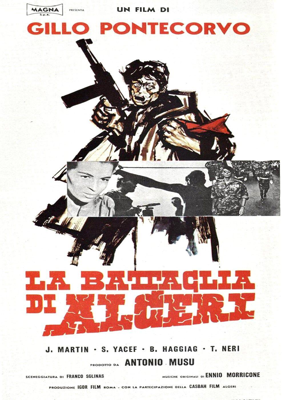 film kijken The Battle of Algiers (België Versie) dutch in