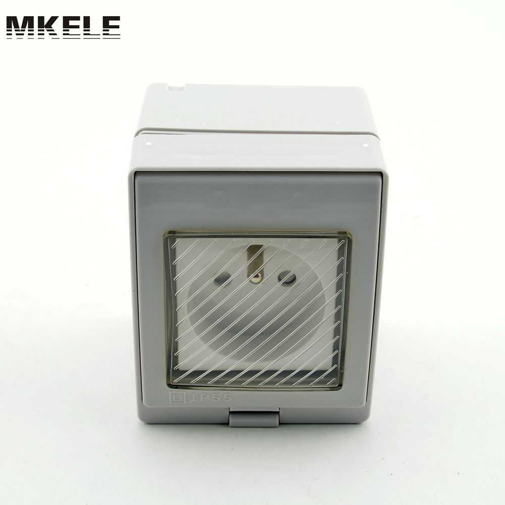 New Design Mk Sbfr Pvc Material Low Price Hot Sell Electrical Wall China Circuit Breaker Box Switch Ip65