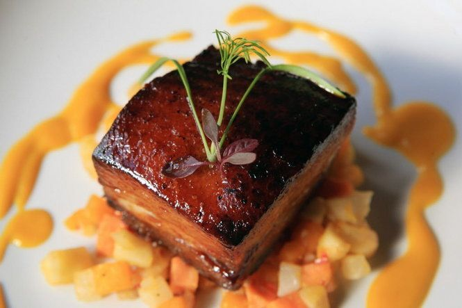 The Black Pig Braised Pork Belly  50 Things To Eat And -6985