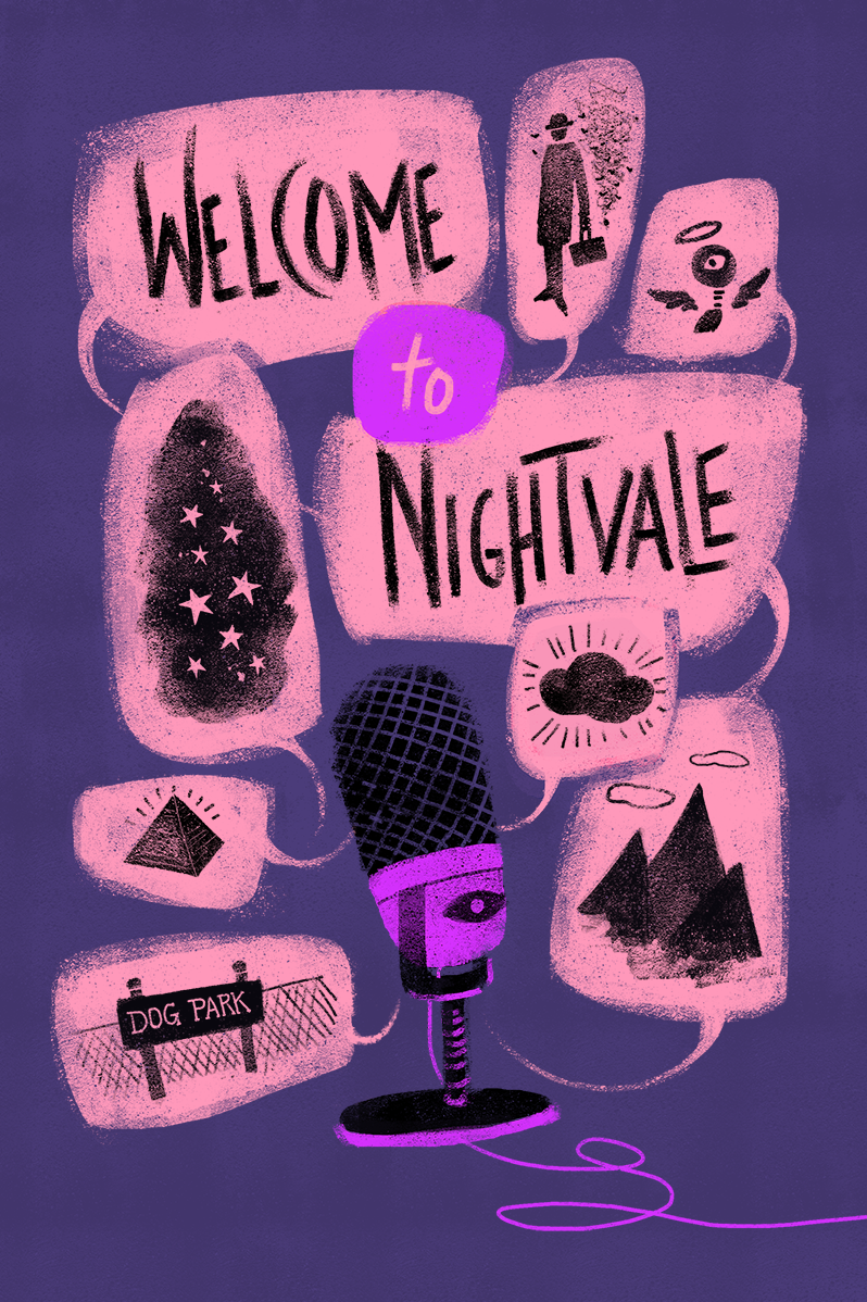 Welcome to night vale fanart podcasts night vale night welcome