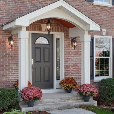 Authentic Colonial Transformation - traditional - exterior - chicago - EleVations