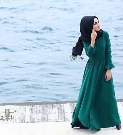 Hijab حجاب صور بنات حجابي ﺑﺤﺮ Fashion Hijab Fashion Formal Dresses Long