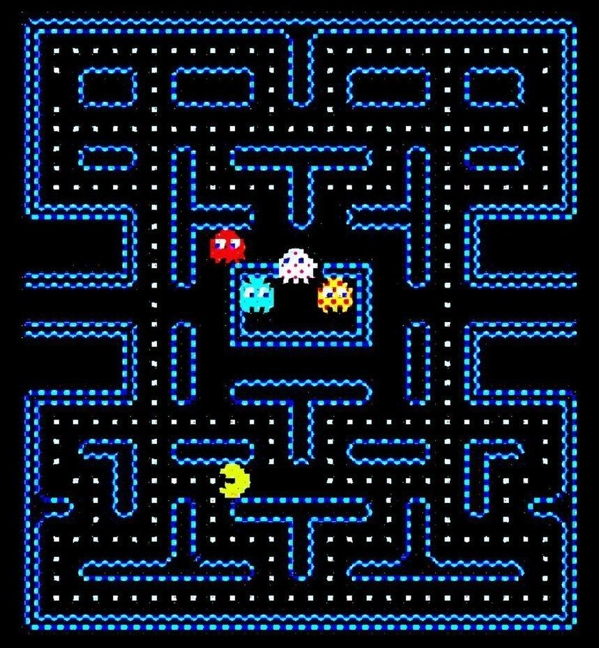 Popular Wallpaper Home Screen Pacman - da4e31e6c709fa8c6668fada28eb7659  Collection_315931.jpg