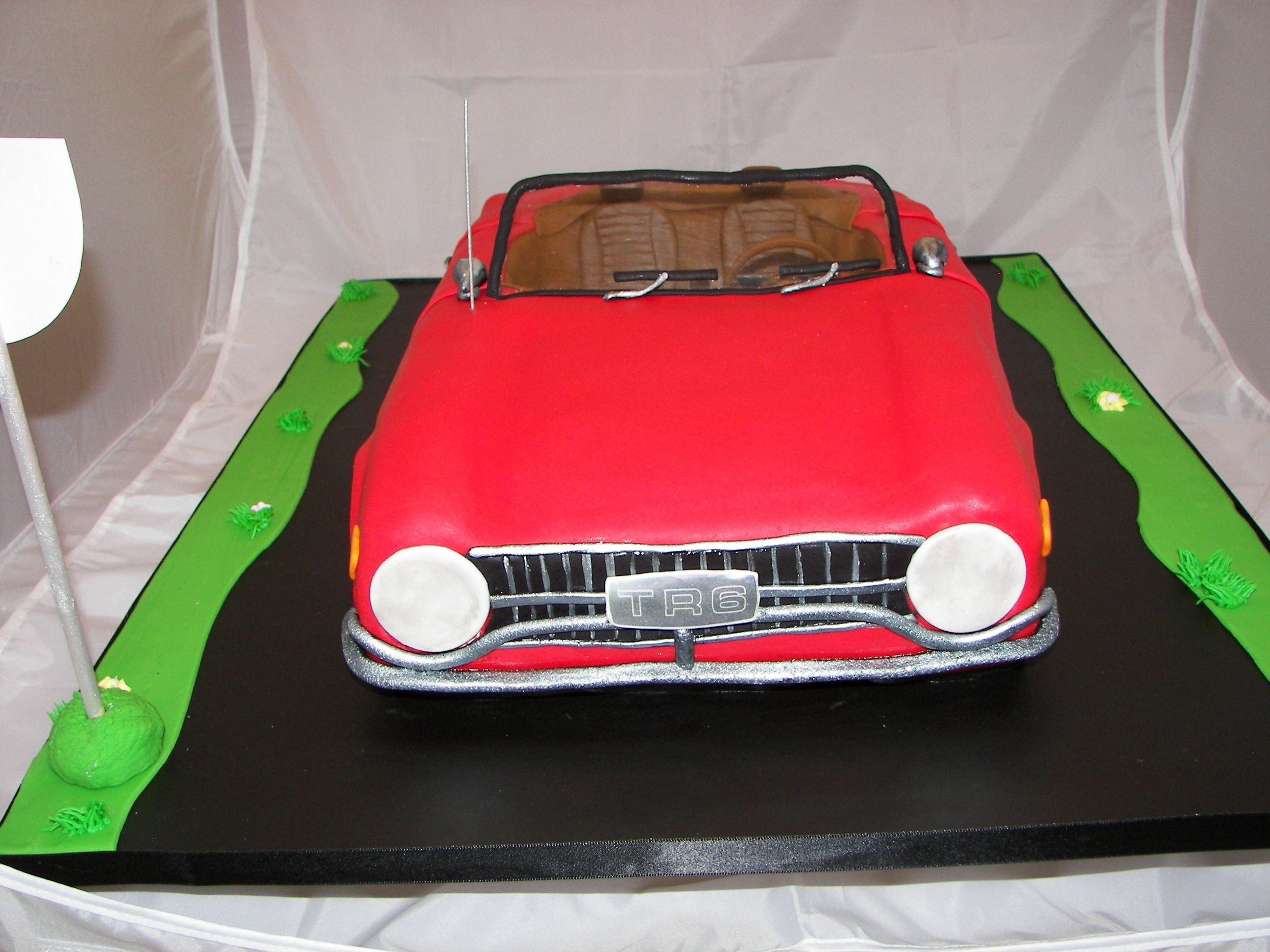 Triumph Sports Car Cakes Pinterest Sports Cars Cars And