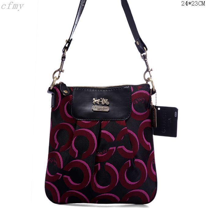 Cheap 2014 Coach New Sling Bags 076