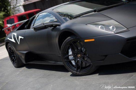 Black Lamborghini Murcielago Sv For Sale In Miami My Dream Luxury