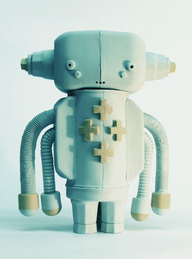 Matias Liimatainen Ceramic Robots