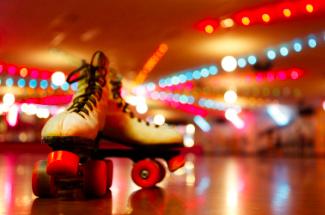 Disco Roller Skating Party   Roller Skates in Discos Roller Rink