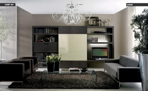 fotos de belas salas de estar   Diseño de interiores