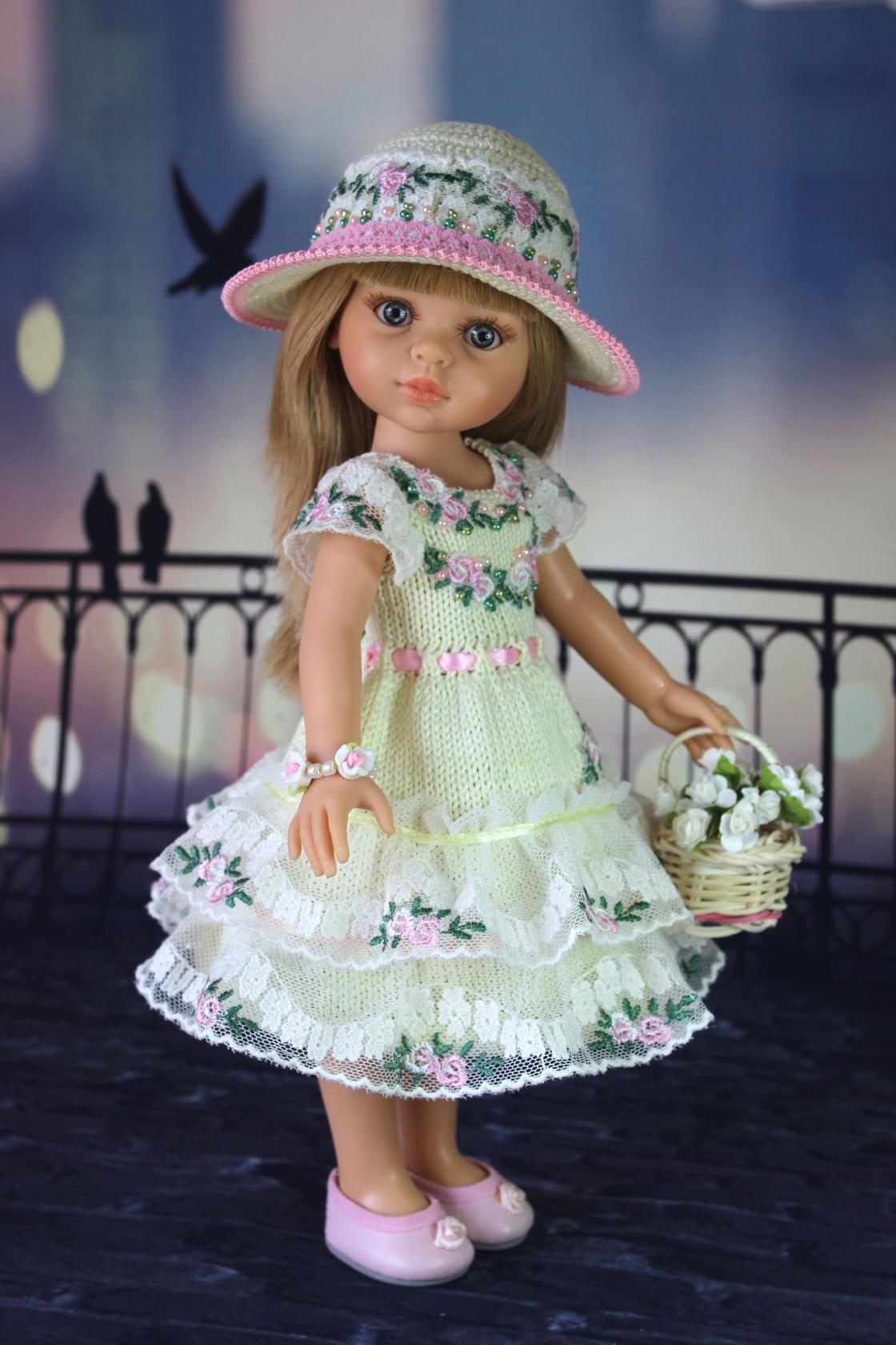 плитке нарядное платье для куклы фото этом