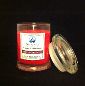 All natural soy candle handcrafted on Nantucket Island