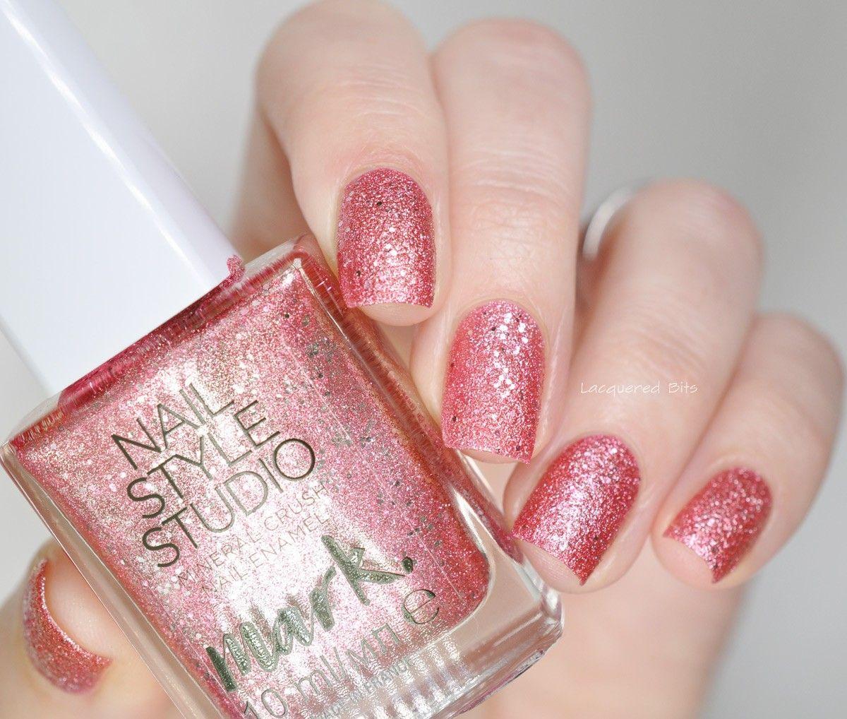 Avon mark rose quartz avon mark nail polish collection