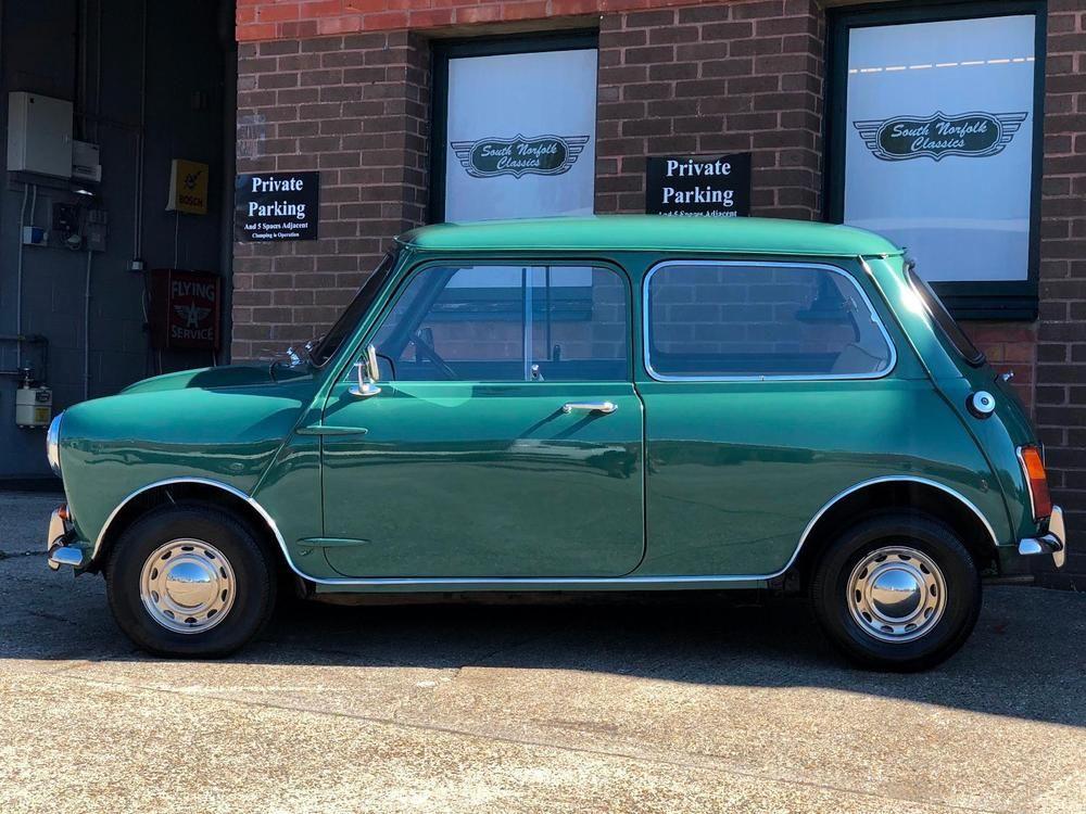 eBay: 1968 MORRIS MINI 850 Mk2, 9000 Miles from new   Minit