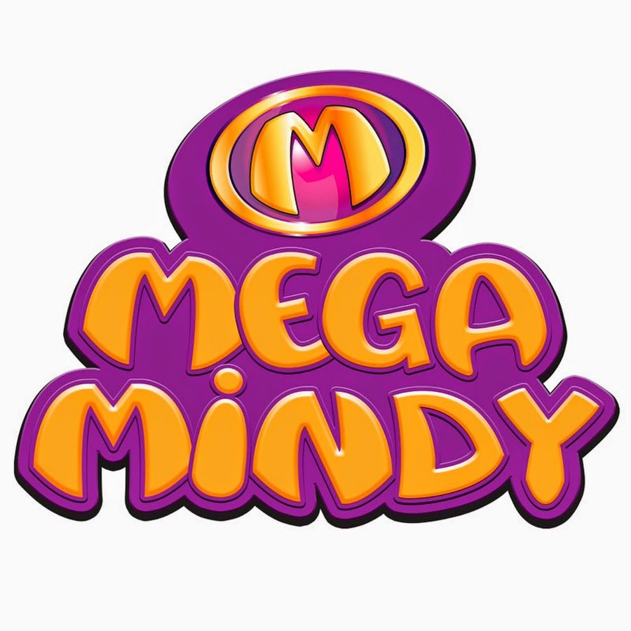 Mega Mindy Kids Humor Action Mindy Girl Birthday School Logos