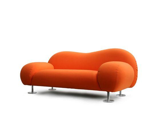 Rossi Di Albizzate Gea | Bartoli Design | Sofa*   Sofa | Pinterest, Möbel