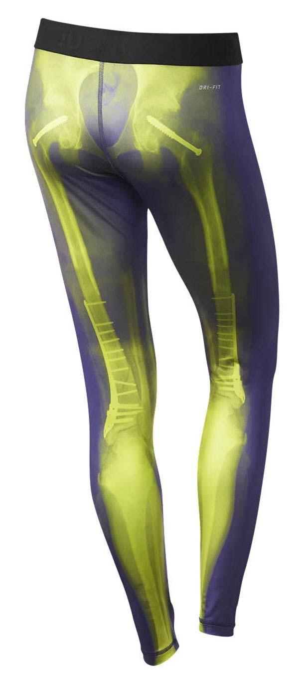 Nike X-Ray Bone – Pantalons de jogging et Anatomie | Radiología