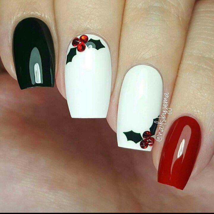 Pin de Vanessa Lopez en Nails | Pinterest | Diseños de uñas, Uñas ...